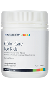 Calm Care for kids