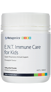 ENT Immune care for kids
