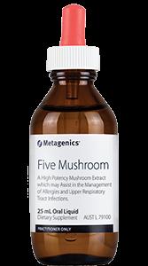 Five Mushroom Extract