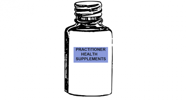 Practitioner-only health Supplements