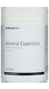 Mineral Essentials