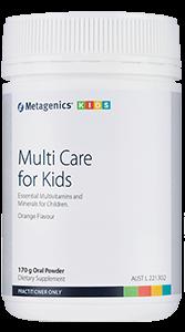 Multi Care for kids