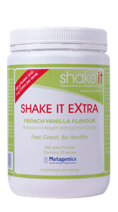 Shake it french vanilla