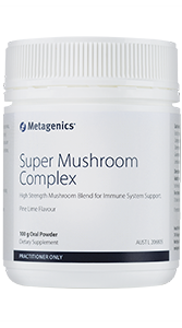 Super Mushroom Complex