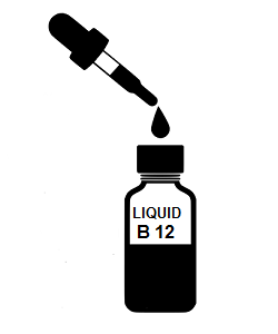 liquid B 12