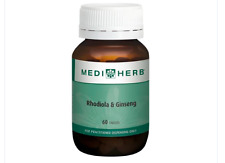 rhodiola and ginseng